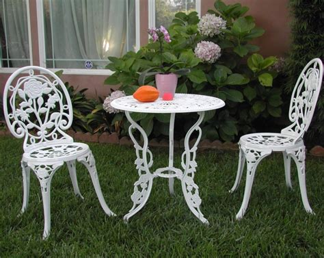 patio furniture 3 set outdoor patio furniture bistro set fresh garden decor
