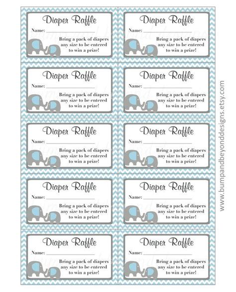 25 best ideas about printable raffle tickets on pinterest