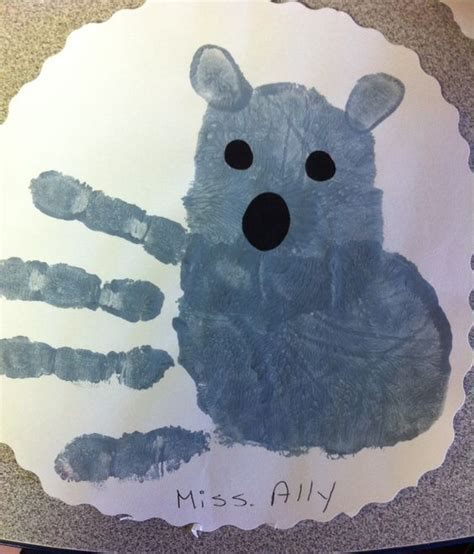 australian crafts for koala craft koalas and crafts for preschoolers on