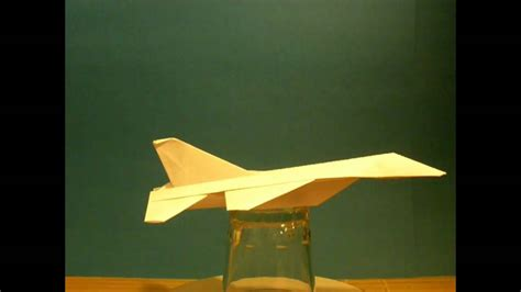 f16 origami flyable origami f 16 falcon airplane by ken hmoob