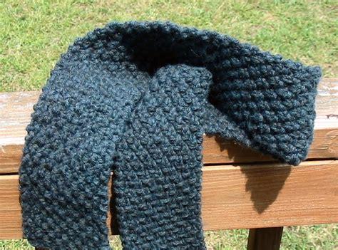knitting moss stitch scarf knit with kt moss stitch scarf