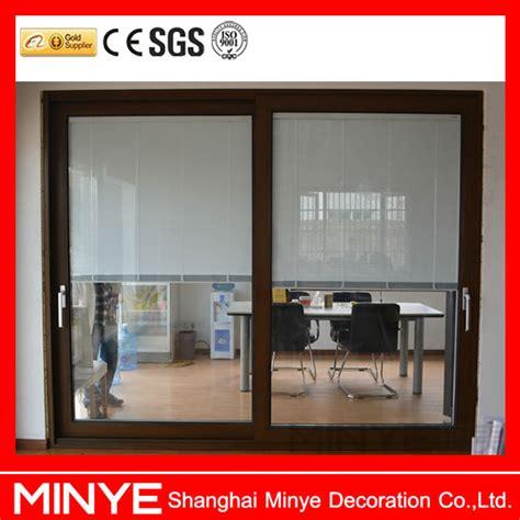 big glass door shanghai factory large sliding glass door exterior used