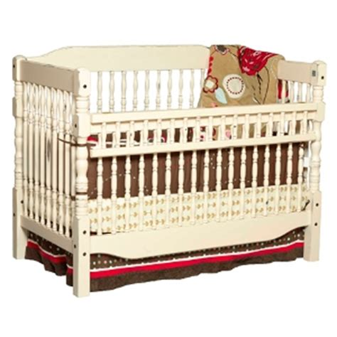 baby cribs made in the usa usa made baby nursery abc amish spindle 3 in 1