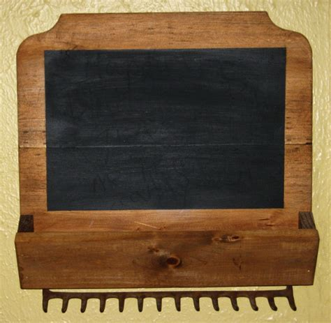 diy chalkboard key holder chalkboard key holder and whatever else it holds that i made