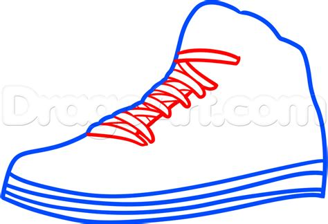 how to draw shoes how to draw jordans step by step fashion pop culture