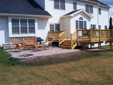 patios and decks designs 25 best ideas about wood deck designs on