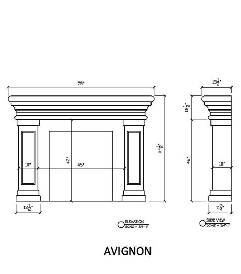 fireplace mantel woodworking plans fireplace mantels plans how to build a amazing diy
