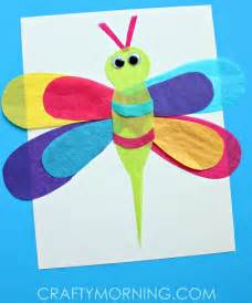 free arts and crafts for tissue paper crafts