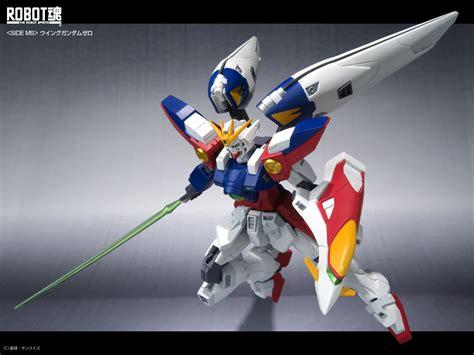 gundam wing tumacher gunpla inochi robot damashii gundam wing zero