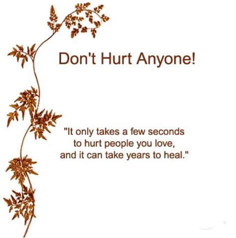 do hurt plz dont hurt anyone quotes hurt quotes quotes