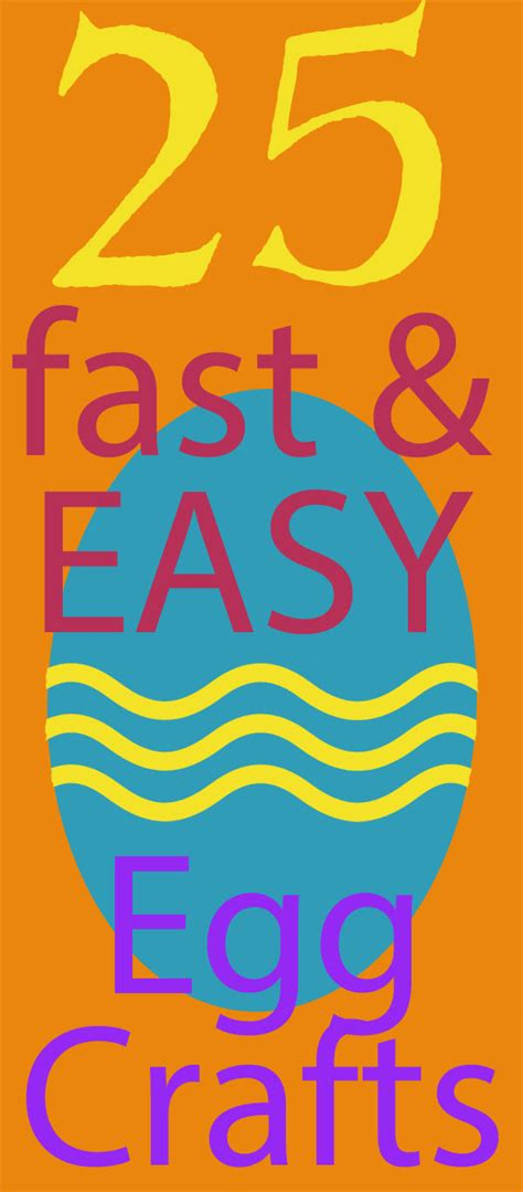 fast easy crafts crafts fast and easy