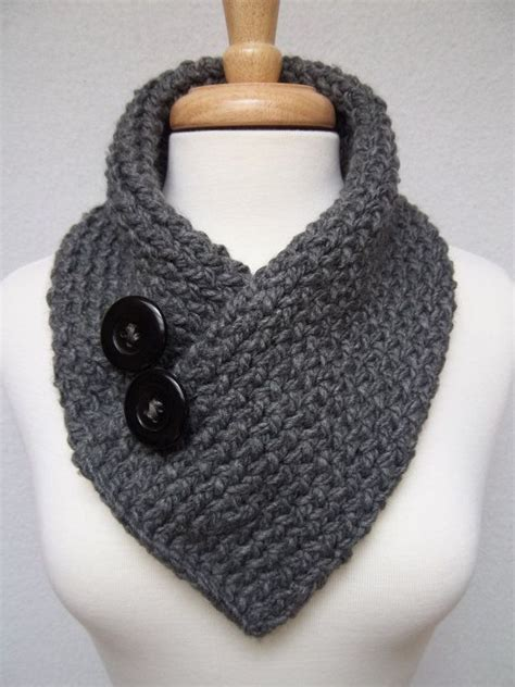 collar scarf knitting pattern knitted cowl collar knitted scarf gray cowl neck