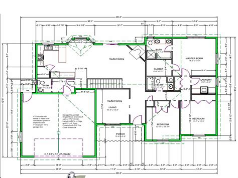 draw simple floor plan draw house plans free draw simple floor plans free plans