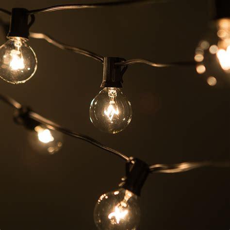 hometownevolutioninc 50 light globe string lights