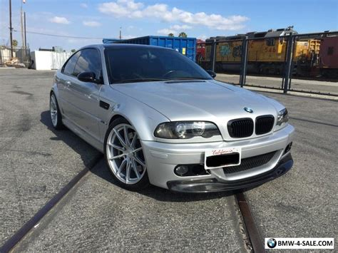 2002 M3 Engine by 2002 Bmw M3 E46 M3 Slick Top 6 Speed Manual Dinan For