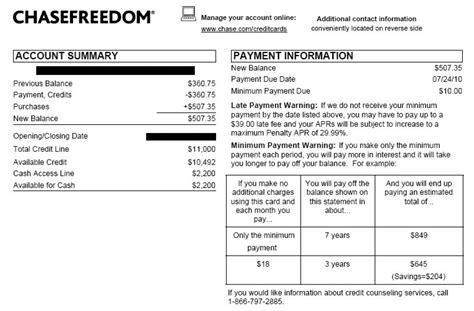 make a credit card statement credit card statement reality check liveoncash