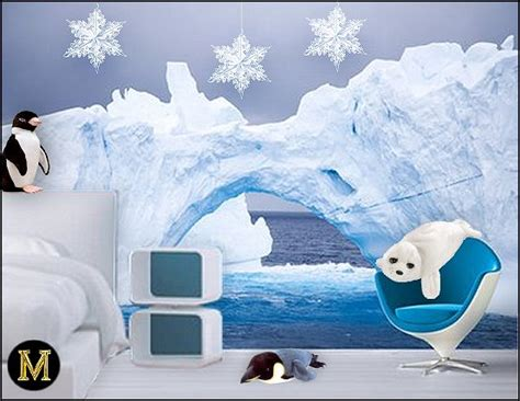 snow themed decorations decorating theme bedrooms maries manor penguin bedrooms