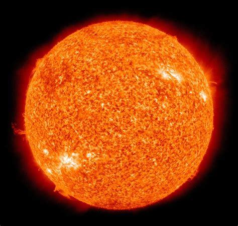 dim 233 ruption solaire soleil boule de feu torche