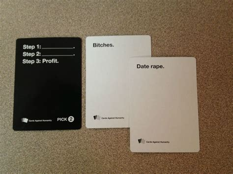 make cards against humanity why i quit cards against humanity the daily dot