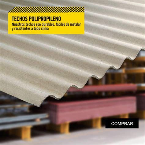 techos de polipropileno bienvenido a sodimac todo para construir y renovar tu