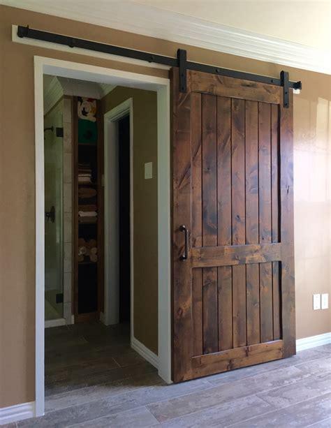 single barn door barn doors dallas tx sliding barn door installation