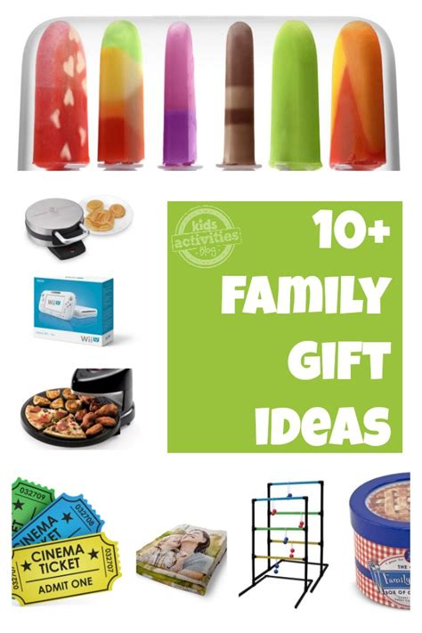 family gifts ideas top 10 family gift ideas