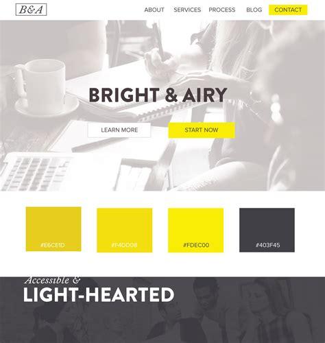 color palette ideas for websites 5 web design color palettes from black and gold websites