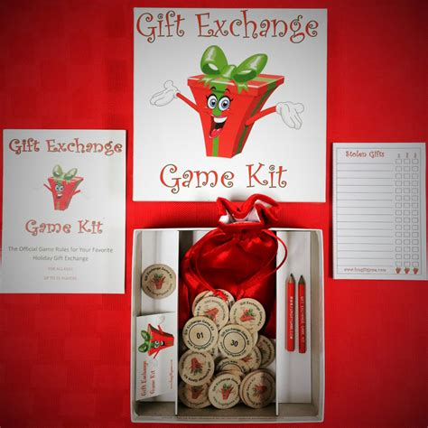 ideas for gift exchange for gift exchange printable