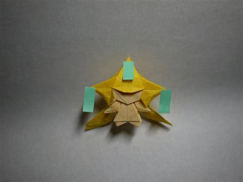 origami pokemons origami gotta fold em all