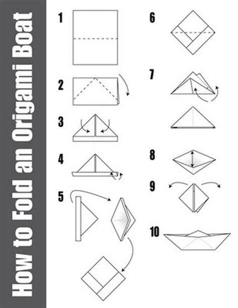 how to fold origami boat easy origami boat car interior design