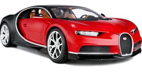 Bugatti Chiron Model Car by Bugatti Model Cars