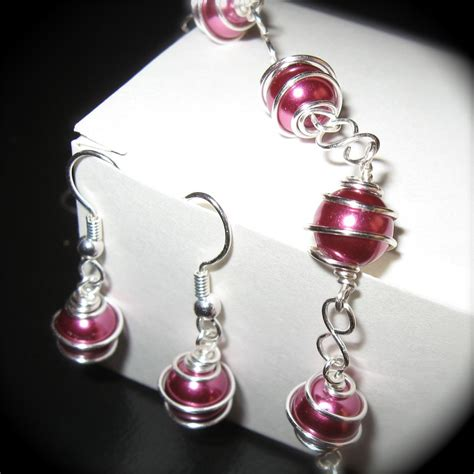 how to make wire wrapped jewelry generally creative wire wrapped bead jewelry earrings