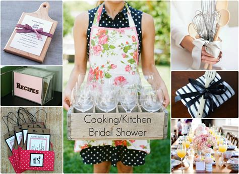 kitchen themed bridal shower ideas cooking or kitchen themed bridal shower inspiration
