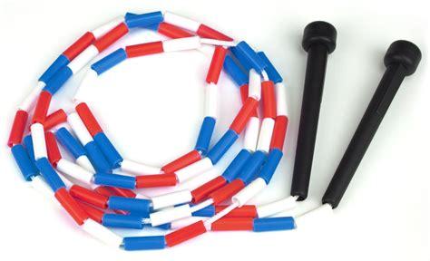 plastic beaded jump rope 7 foot jump rope w plastic beaded segmentation r1 llc