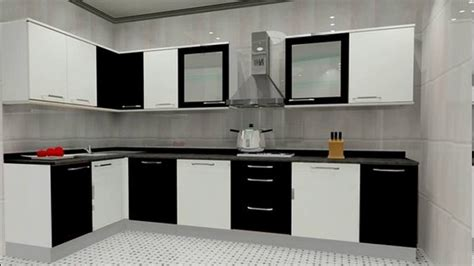 l shaped modular kitchen design small l shaped modular kitchen designs