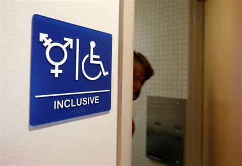 Gender Neutral Bathrooms by Billy Graham S Hometown Considers Transgender Bathroom
