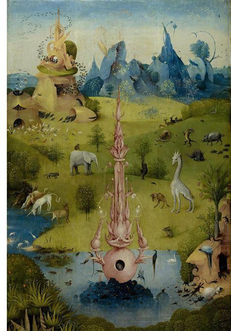 Der Garten Hieronymus Bosch by Kunst Mit Hieronymus Bosch Durchs Jahr 2016 Diesmal