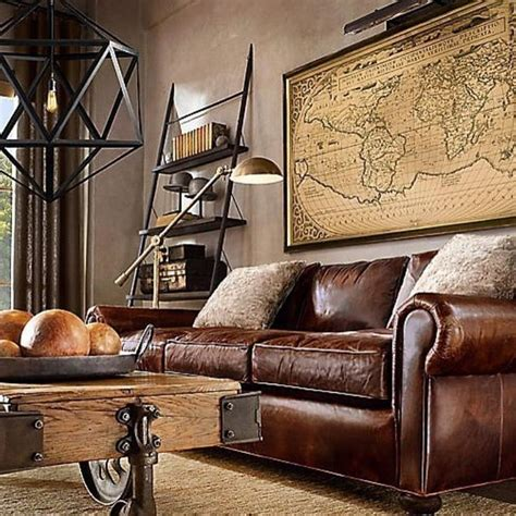 industrial decor best 25 rustic industrial ideas on rustic