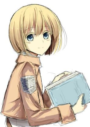 read aot aot like days armin x reader by cellesticca on