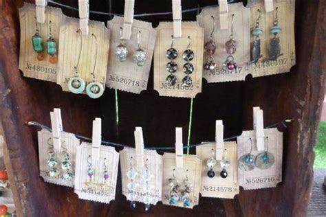 jewelry ideas to make and sell 240 best jewelry booth ideas images on display