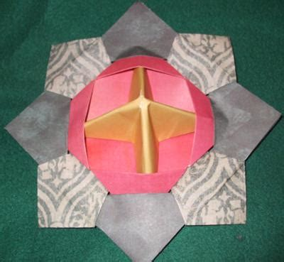 origami spinning top 3 spinning top