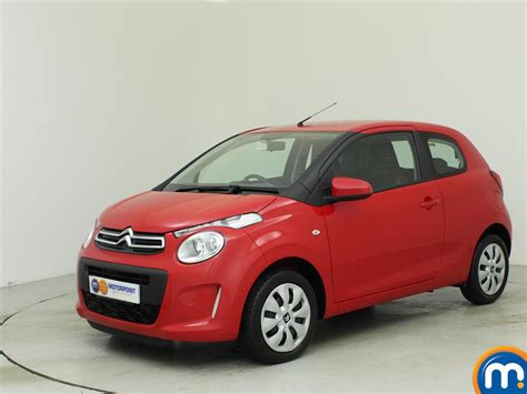 Used Citroen For Sale by Used Citroen C1 For Sale Second Nearly New Cars