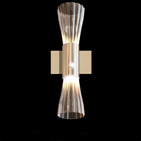 murano glass uk modern gold leaf murano glass wall light juliettes