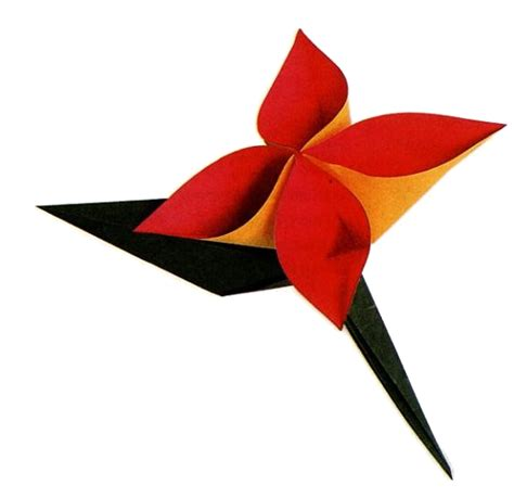 different origami flowers paper flowers