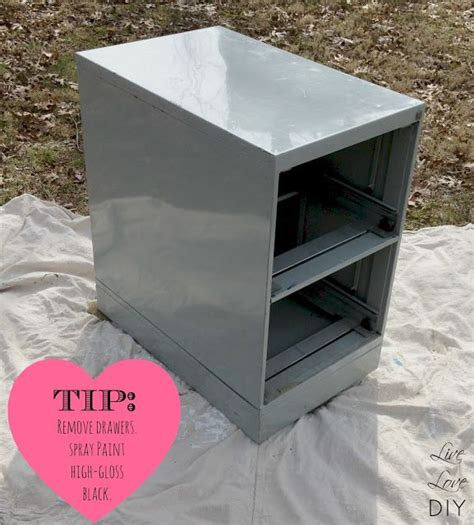 spray painter for cabinets best 25 painted file cabinets ideas on file