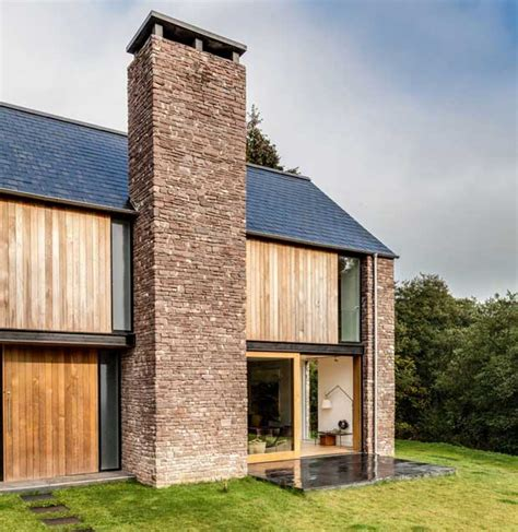A Frame Style House five things you should know about chimneys homebuilding