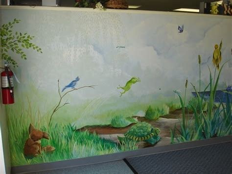 painting wall murals ideas for painting a wall mural
