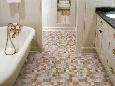 Tile Ideas For Small Bathroom by Small Bathroom Floor Tile Tile Design Ideas