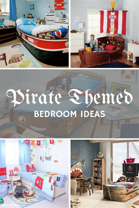 pirate themed bedroom ideas for toddlers with from lou