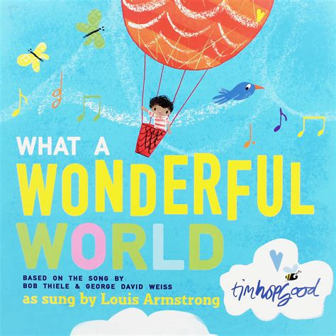 what a wonderful world picture book what a wonderful world by bob thiele george david weiss